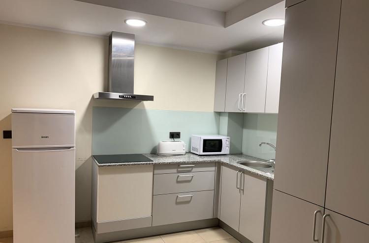 Cocina totalmente equipada Apartamentos Ordino