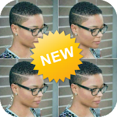 Hair cut app for women - short hair styles women