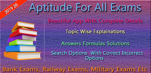 Aptitude 2019 For All Exams - Apps on Google Play