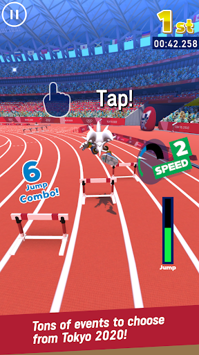 Sonic at the Olympic Games u2013 Tokyo 2020u2122  screenshots 17