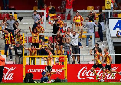 KV Mechelen-supporters gaan akkoord: man van de match is een weinig verrassende naam