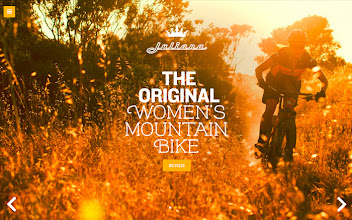 Photo: Site of the Day 17 July 2013 http://www.awwwards.com/web-design-awards/juliana-bicycles
