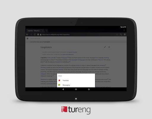 Tureng Dictionary screenshot 8