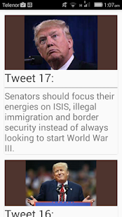 Trump News for PC-Windows 7,8,10 and Mac apk screenshot 3