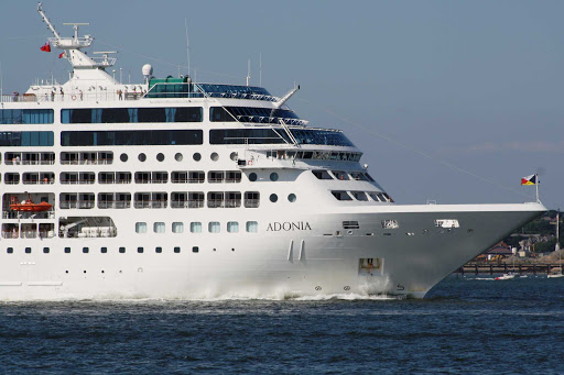 Adonia-Bow.jpg - Adonia now sails to Cuba and the Dominican Republic as part of Fathom's impact travel initiative.