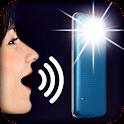 Speak to Torch Light - Clap to flash light icon