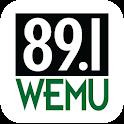 WEMU Public Radio App icon