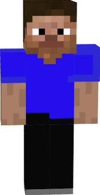this is my first skin that i made, just made it for fun