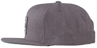 Surly Gray Area Snap Back Hat - Dark Heather Gray, One Size alternate image 3