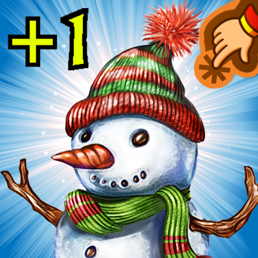 Christmas Clicker: Idle Gift Builder Icon