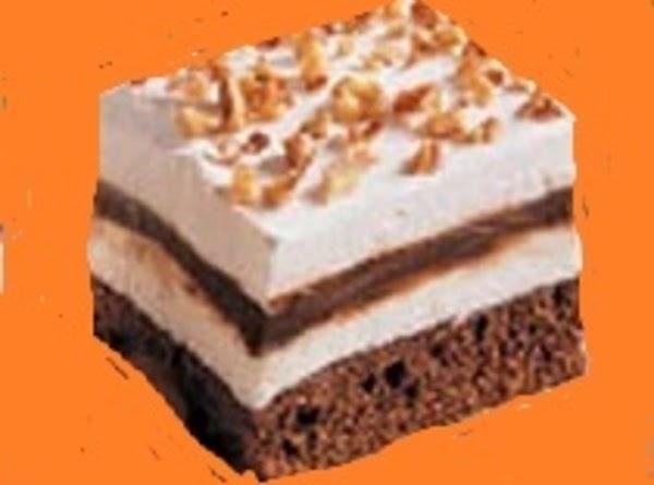 Chocolate Brownie Heaven Or Five Layer Brownies ! Recipe