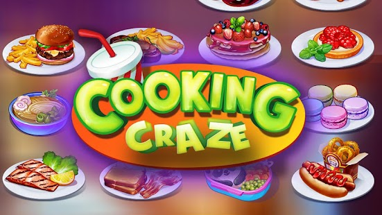 Cooking Craze - Mit Strategie zum Meisterkoch! Screenshot