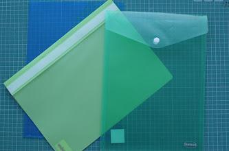 Photo: Материалы для пластиковых шаблонов.