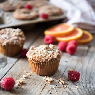 Raspberry Orange Muffins Recipes