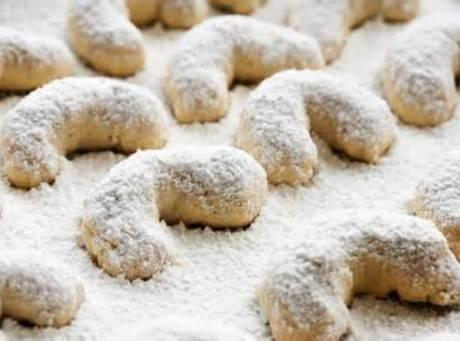 Mexican Wedding Cakes (cookies) Recipe