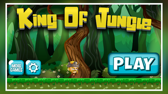 Download The King of Jungle- Adventure Game For PC Windows and Mac apk screenshot 1