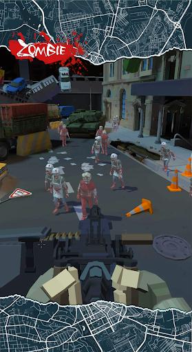 Zombie War 1.1.8 screenshots 2