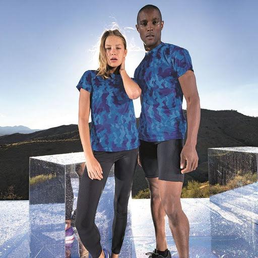 TriDri Camouflage Sports T-Shirt