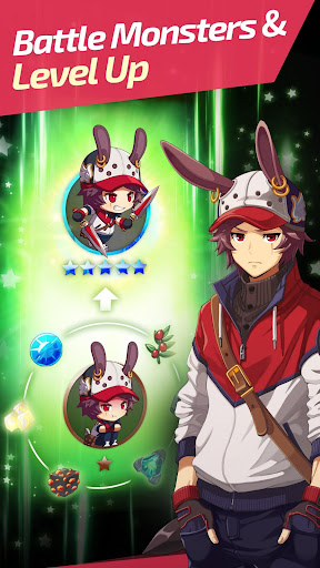 Blustone - Anime RPG & Clicker Game 1.4.3.5 Screenshots 4