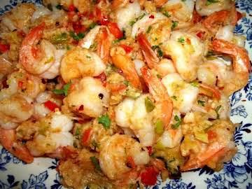 Best Darn Parm Shrimp  - Cassie