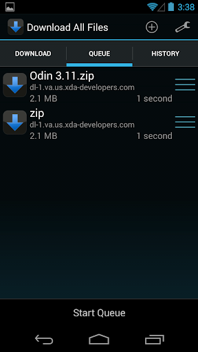 Download All Files
