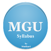 MG University Syllabus