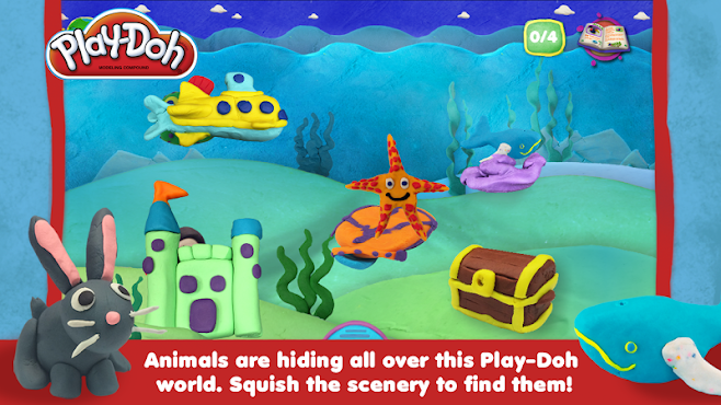 PLAY-DOH: Seek and Squish v1.0