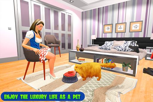 family pet cat simulator: simulation games screenshots 7