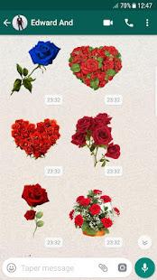 Download ملصقات باقات من الزهور للواتساب for WhatsApp For PC Windows and Mac apk screenshot 1