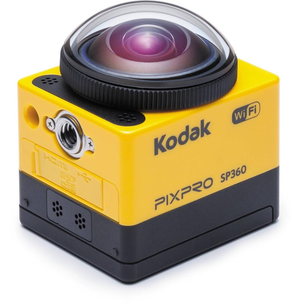 KODAK SP360 迷你旅行相機