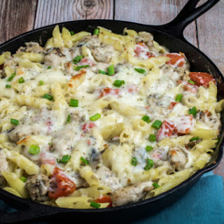 Tomato Basil Penne Chicken Recipes