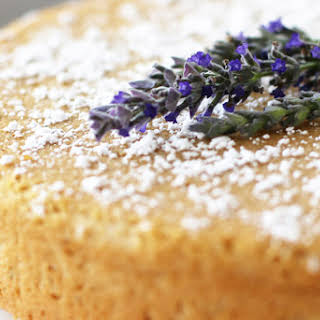 Lavender and Earl Grey Tea Cake.