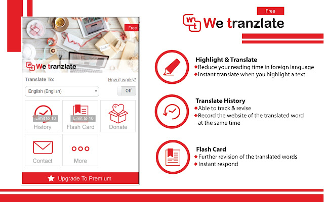 We Tranzlate FREE
