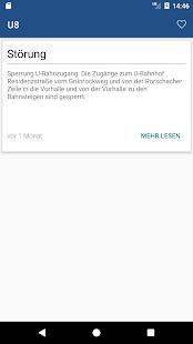 ÖPNV-Störungen - náhled
