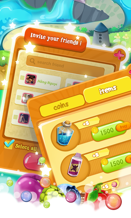 Fruit Land- screenshot