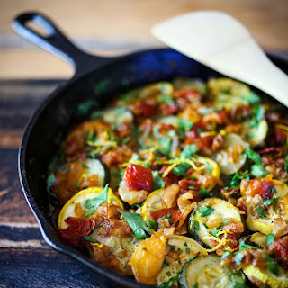 Vegan Zucchini Slice Recipes