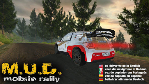 M.U.D. Rally Racing captures d'u00e9cran 1