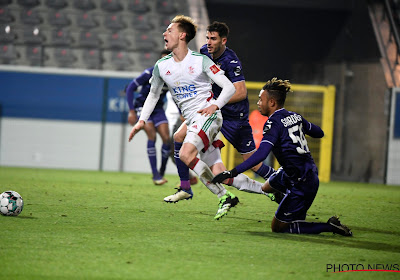 OH Leuven won thuis van Anderlecht