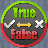 True or False Color Wheel