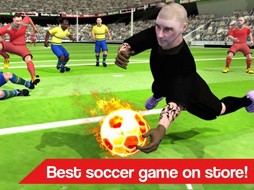 Soccer Dream World 2018 Soccer Games 3.1 screenshots 11