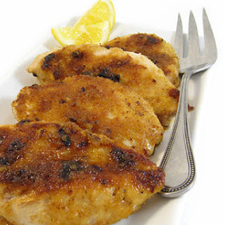 Sweet and Sassy Skinny Lemon Glazed Chicken