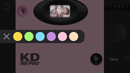 KD Pro Disposable Camera APK screenshot thumbnail 3