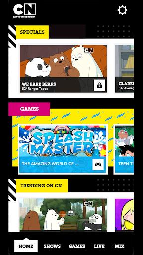 Cartoon Network Watch and Play 4.5.4 screenshots hack proof 1