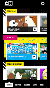 Cartoon Network Watch and Play 4.7.6 MOD for Android 1