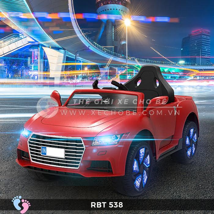 Xe hơi điện đồ chơi trẻ em RBT-538 12