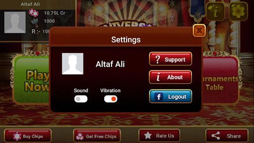 Universal Teen Patti - Indian Poker Game 0.24 gameplay | by HackJr.Pw 19