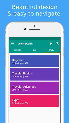Simply Learn Swahili screenshots 3
