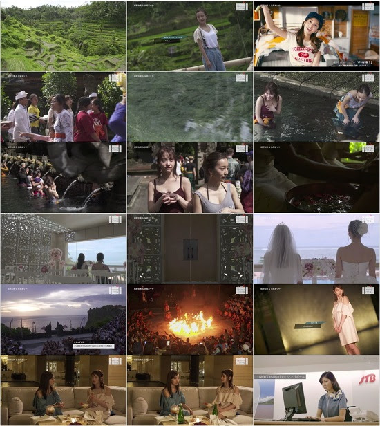 (TV-Variety)(720p) Tabifuku (Itano Tomomi, Nagao Mariya) 170426