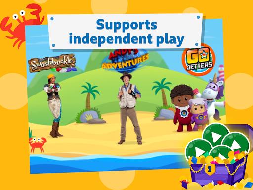 BBC CBeebies Playtime Island - Fun kids games apkdebit screenshots 12