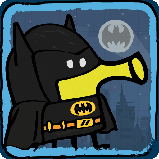 Doodle Jump DC Super Heroes (game)